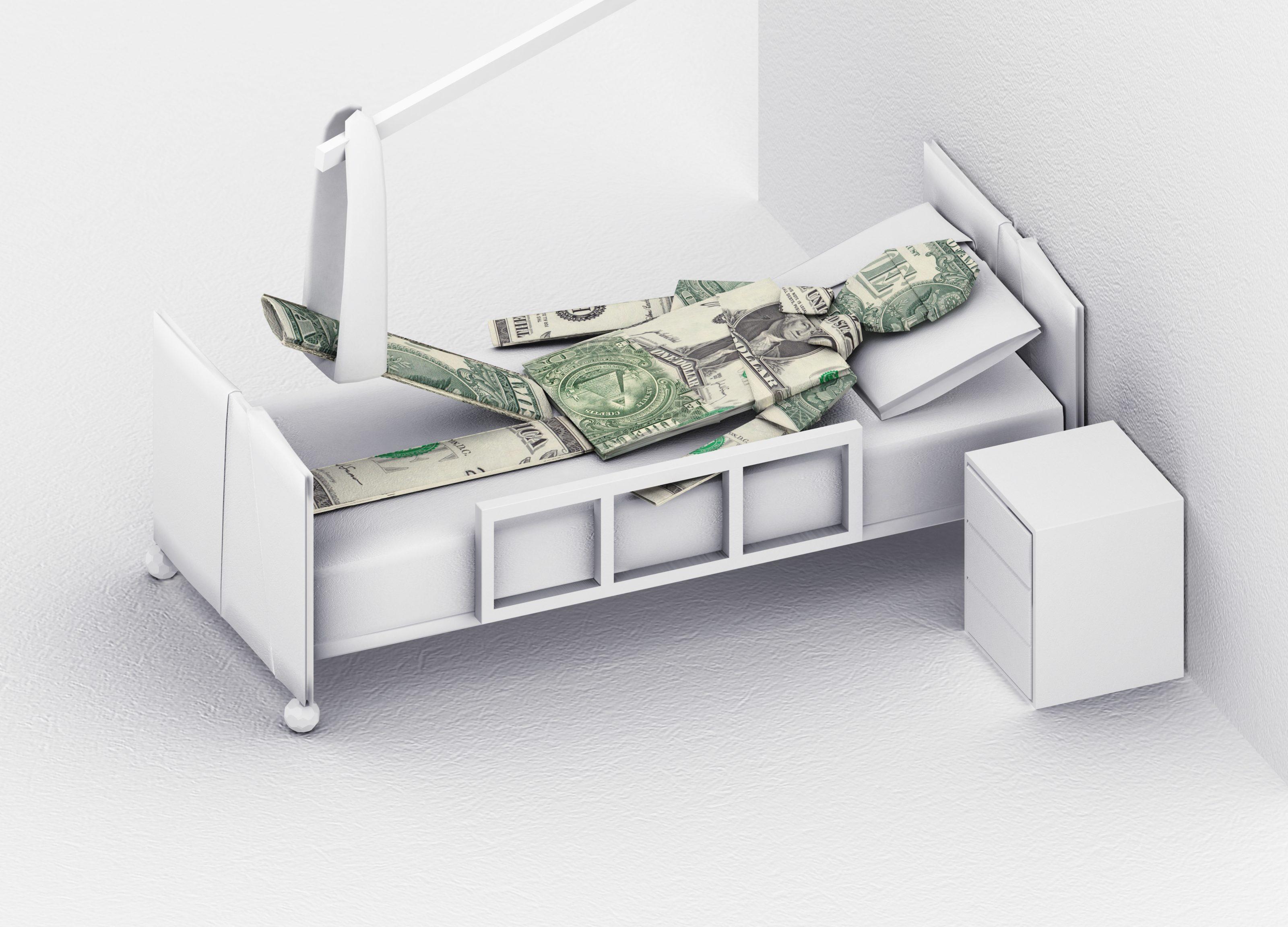 Krankenhäuser sind keine Profitcenter