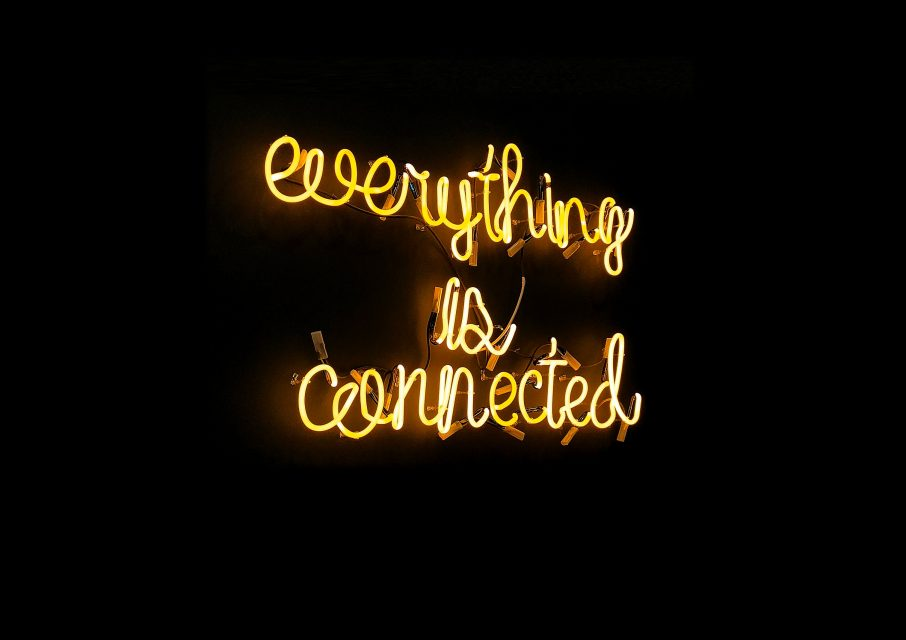 everything-is-connected-neon-light-signage-1356300