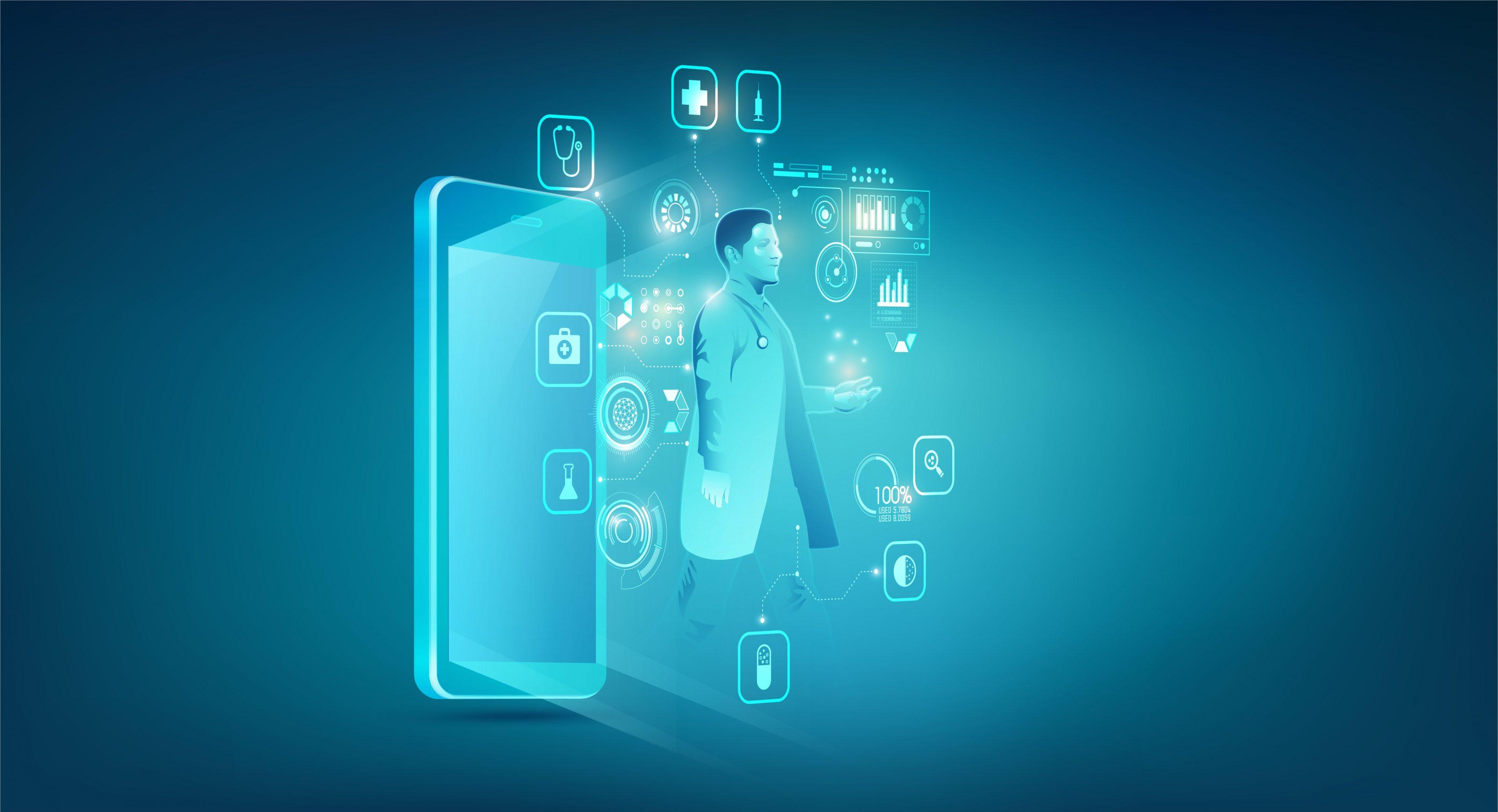Digitalisierung Gesundheitswesen